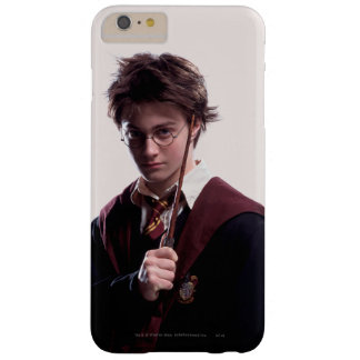 Vara de Harry Potter aumentada Funda Barely There iPhone 6 Plus