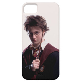 Vara de Harry Potter aumentada iPhone 5 Carcasas