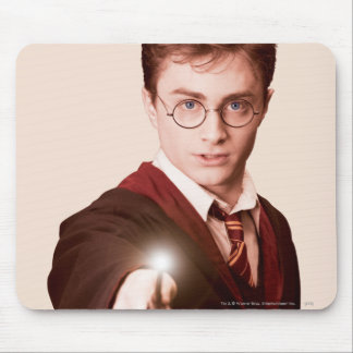 Vara de los puntos de Harry Potter Alfombrilla De Ratones