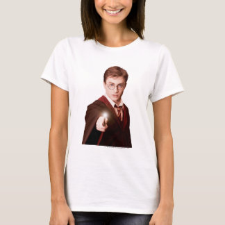 Vara de los puntos de Harry Potter Camiseta