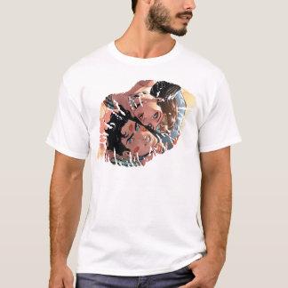 Variante cómica de la cubierta #11 del camiseta