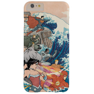 Variante cómica de la cubierta #15 de la liga de funda barely there iPhone 6 plus