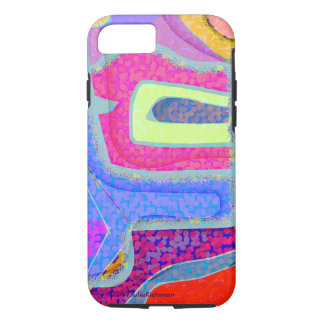 Variedad abstracta Jay Funda iPhone 7