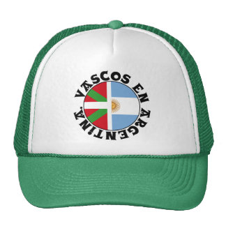 Vascos en el logotipo de la Argentina, Gorras De Camionero