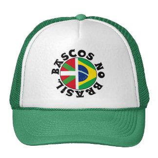 Vascos en el logotipo del Brasil, Gorros