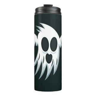 Vaso conocido de encargo del fantasma de Halloween