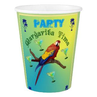 Vaso De Papel Fiesta de Margarita