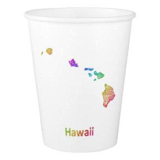 Vaso De Papel Hawaii