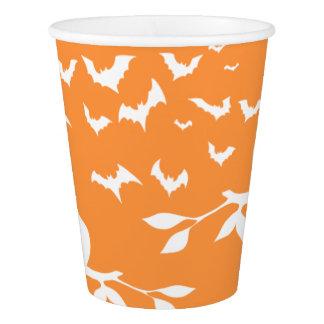 Vaso De Papel Taza de papel del feliz Halloween fantasmagórico