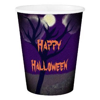 Vaso De Papel Tazas de papel de Halloween