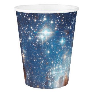 Vaso De Papel Tazas de papel del espacio