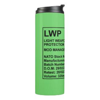 Vaso del aceite de LWP