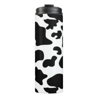 Vaso la termal del modelo de la vaca