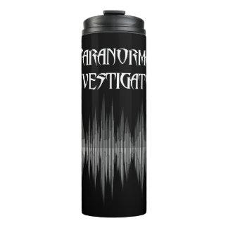 Vaso paranormal la termal de Soundwave del