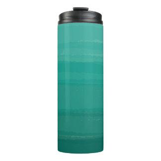 Vaso verde de Ombre