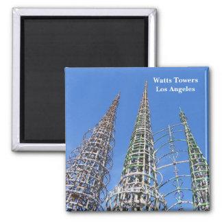 ¡Vatios de torres/imán de Los Ángeles!