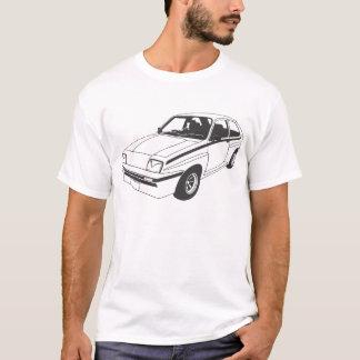 Vauxhall Chevette HSR inspiró la camiseta