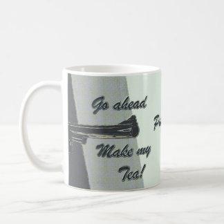 Vaya a continuación hacen mi taza del té