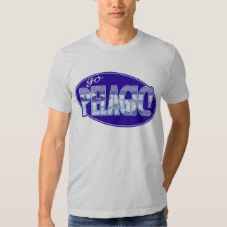 ¡Vaya pelágico! Camisetas