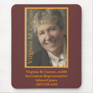 VC, Virginia M. Caruso, AAMSInvestment Represen… Alfombrilla De Ratón
