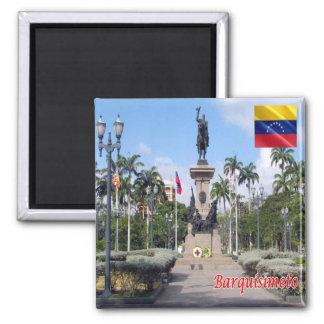VE - Venezuela - Barquisimeto Imán Cuadrado