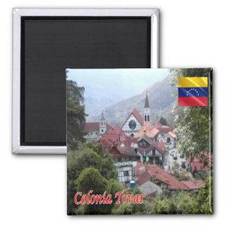 VE - Venezuela - Colonia Tovar Imán Cuadrado