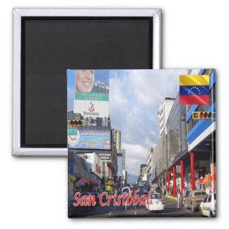 VE - Venezuela - San Cristóbal Imán Cuadrado