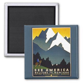 Vea América - recepción a Montana Iman De Nevera