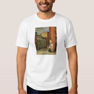 Vea en la calle de las cámaras, New York City C. Camisetas