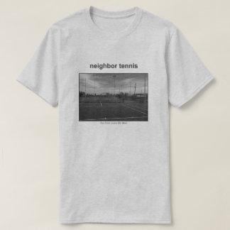Vecino nuestra camiseta de la corte