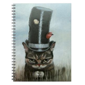Vecinos ruidosos cuaderno