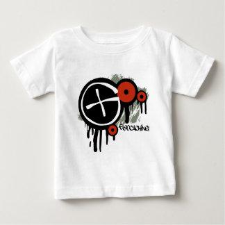 Vector de Geocacher Camiseta De Bebé