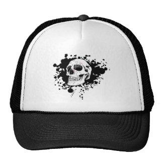 vector-emo-cráneo gorros