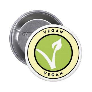 ¡Vegano! Botón para los veganos