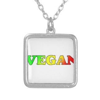 Vegano de Rasta Pendiente Personalizado