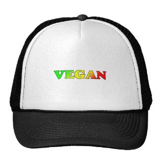 Vegano de Rasta Gorras De Camionero