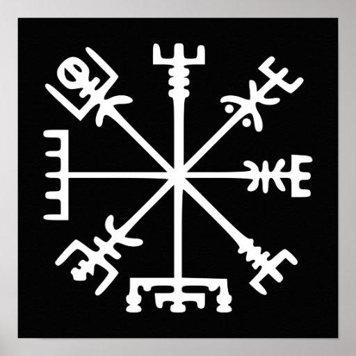 vegv sir comp s de viking p ster zazzle. Black Bedroom Furniture Sets. Home Design Ideas
