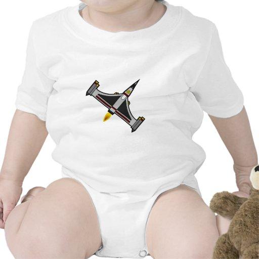 Vehículo espacial camiseta