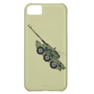 Vehículo militar funda iPhone 5C