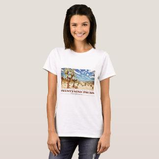 Veintinueve palmas Califorina Camiseta