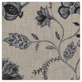 Veintiuna floral tela