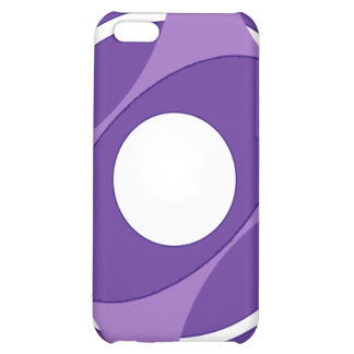 Vejiga de la diana redonda (púrpura)
