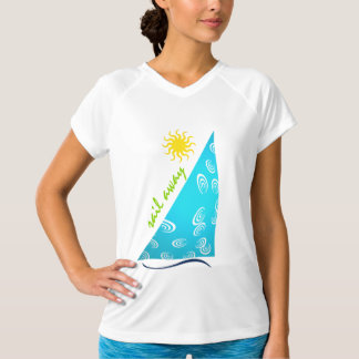 vela lejos en turquesa… camisas