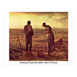 Velada de oración por el mijo (ii) Jean-Francois Postal