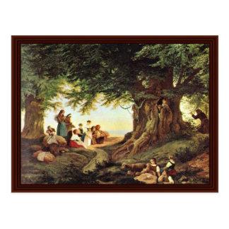 Veladas de oración en el bosque de Richter Luis Postal