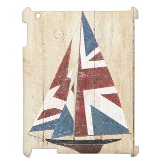 Velero británico de la bandera