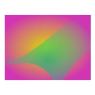 Velo en colores pastel de VeilPastel Postal