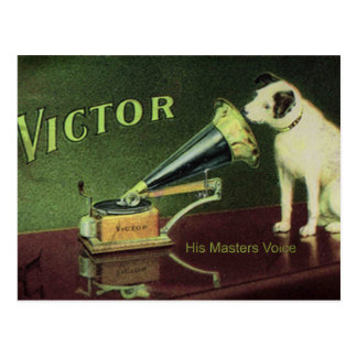 Vencedor 1899 postal
