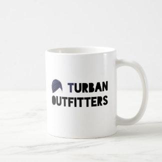 Vendedores de ropa confeccionada para caballero taza de café