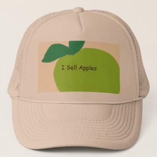 """""""Vendo gorra del camionero de las manzanas"""""""